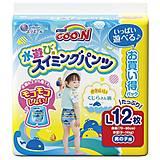 Трусики-подгузники для плавания GOO.N для мальчиков размер L, 853665, купить игрушку