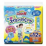 Трусики-подгузники для плавания GOO.N для мальчиков размер M, 853663, цена