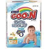 Трусики-подгузники GOO.N для детей 7-12 кг, 753711, тойс