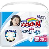 Трусики-подгузники GOO.N для девочек 13-25 кг, 853632, купить