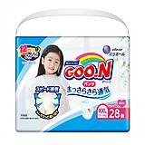 """Трусики-подгузники """"GOO.N"""" для девочек 13-25 кг размер BigBig (XXL) 28 шт, 843101, доставка"""