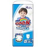 Трусики - подгузники GOO.N для мальчиков 12-20 кг., 853629, детский