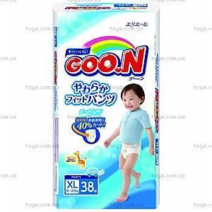 Трусики-подгузники для мальчиков GOO.N, 12-20 кг, 753714