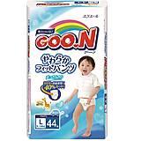 Трусики-подгузники GOO.N для мальчиков, 9-14 кг, 753712, интернет магазин22 игрушки Украина