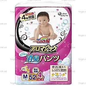 Трусики-подгузники GOO.N серии AROMAGIC для детей 7-12 кг, 853038