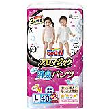 Трусики-подгузники GOO.N серии AROMAGIC для детей 9-14 кг, 853039