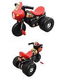 Детский трехколесный велосипед «Трицикл», 4159, детский
