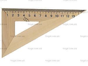 Деревянный треугольник, 16 см, 103020, отзывы