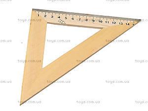 Треугольник деревянный, 16 см, 103021, отзывы