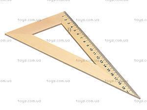 Треугольник деревянный, 22 см, 103019, отзывы