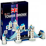 Трехмерная головоломка-конструктор «Тауерский мост», C702h, отзывы