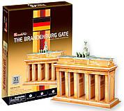 Трехмерная головоломка-конструктор «Бранденбургские ворота», C712h, фото