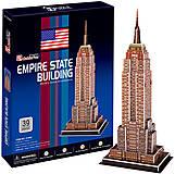 Трехмерная модельCubicFun «Эмпайр-стейт-билдинг», C704h, купить