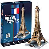 Трехмерная модельCubicFun «Эйфелева башня», C044h, фото