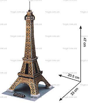 Трехмерная модельCubicFun «Эйфелева башня», C044h, отзывы