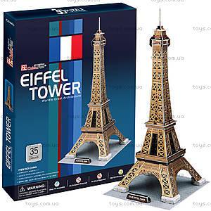 Трехмерная модельCubicFun «Эйфелева башня», C044h