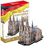Трехмерная модель-конструктор «Кёльнский собор», MC160h