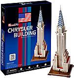 Трехмерная модель «Небоскреб Крайслер Билдинг», C075h, фото