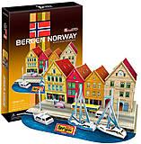 Трехмерная модель«Квартал Брюгген (Норвегия)», C183h, отзывы