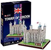 Трехмерная головоломка-конструктор «Лондонский Тауэр», C715h, фото