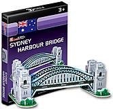 Трехмерный конструктор головоломка «Мост Харбор-Бридж», S3002h