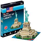 Трехмерная модель «Статуя Свободы» серия мини, S3026h, отзывы