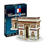 Трехмерная головоломка-конструктор «Триумфальная арка», C045h, отзывы