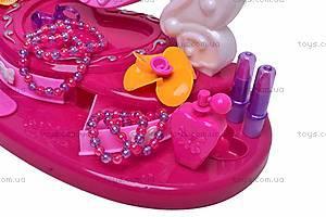 Туалетный столик музыкальный, LM669-010, игрушки
