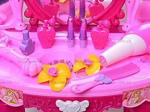 Туалетный столик с пультом, LM669-009, детские игрушки