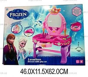 Туалетный столик Frozen с аксессуарами, 88018-01