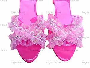 Туфли для маленькой принцессы, 9602-1D, игрушки