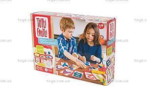 Набор для лепки «Буквы и цифры» серии Tutti-Frutti, BJTT14814