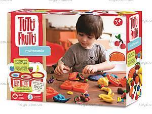 Масса для лепки «Фруктомания» серии Tutti-Frutti, BJTT14822