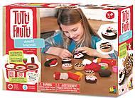 Набор для лепки «Пончики» серии Tutti-Frutti, BJTT14804, купить