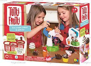 Масса для лепки «Сделай мороженое» серии Tutti-Frutti, BJTT14808