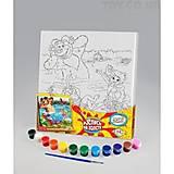Творческая раскраска на холсте, РХ-03-03