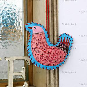 Творческий набор «Шнуровки-птички», DJ08945, цена