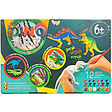 Творческий набор для росписи «Dino Art», DA-01-01