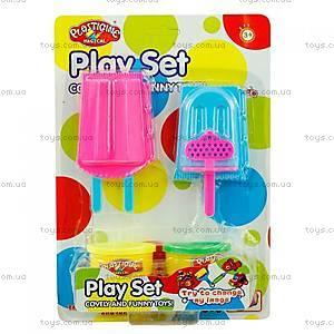 Творческий набор пластилина для лепки, 9070
