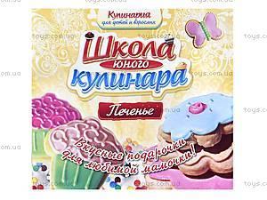 Творческий набор «Школа юного кулинара. Печенье», 9820, детский