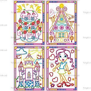 Творческий набор «Волшебные контуры», VT2601-0304, магазин игрушек