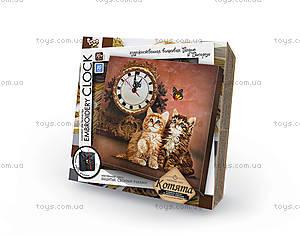 Набор для творчества «Часы Embroidery clock», , отзывы