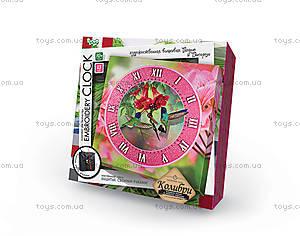 Набор для творчества «Часы Embroidery clock», , игрушки