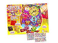 Набор для творчества «Crystal Mosaic Clock»,