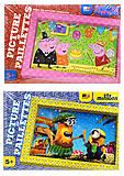 Набор для творчества «Картина из пайеток», , детские игрушки