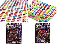 Творчество - мозаика «Crystal», , отзывы