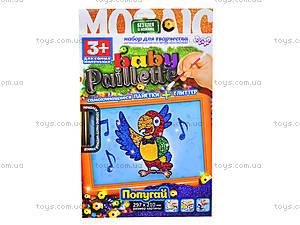 Детский набор для творчества «Мозаика из пайеток», , детский