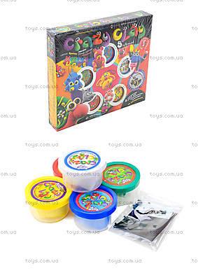 Детский набор пластилина Crazy clay, , отзывы