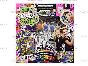 Набор для росписи сумки My Color Bag, mCOB-01-05