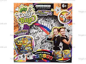 Набор для росписи сумки My Color Bag, mCOB-01-05, toys